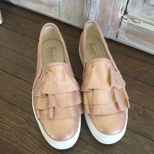 Keds Rosegold Sneaker